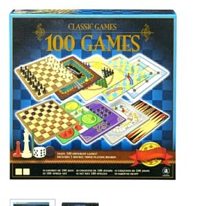 Classic Games 100 Games